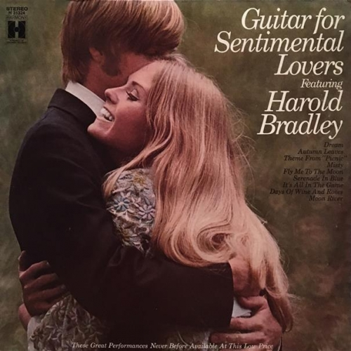 Harold Bradley - Guitar for Sentimental Lovers (1972)