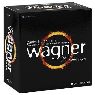 Daniel Barenboim - Wagner: Der Ring des Nibelungen [14 CD Box Set] (2011)