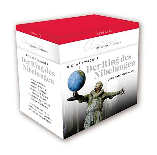 Christian Thielemann - Richard Wagner: Der Ring des Nibelungen [14 CD Box Set] (2009)