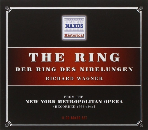Artur Bodanzky - Wagner: Der Ring des Nibelungen [11 CD Box Set] (2003)