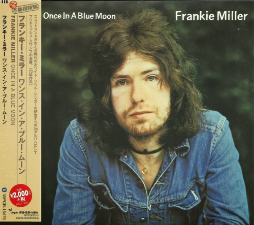 Frankie Miller - Once In A Blue Moon (1972)[Japan Remastered](2013)