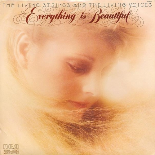 The Living Strings Plus Two Pianos - Everything Is Beautiful (1979)