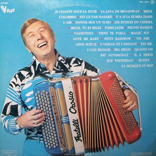 Aimable - Un air de Hit Parade, 24 super succes pour danser (2LP) (1977)