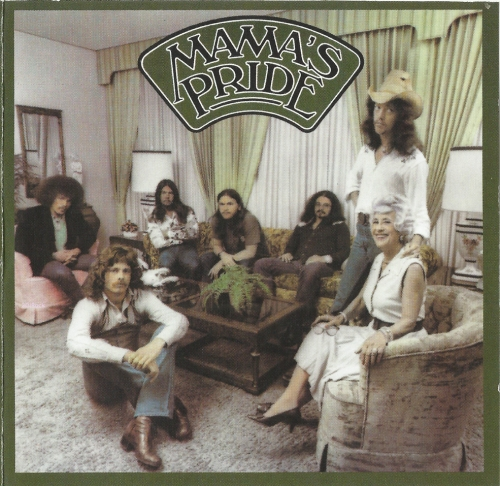 Mama's Pride - Mama's Pride [1975][2008] Lossless