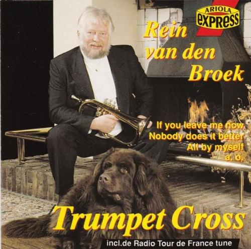 Rein van den Broek - Trumpet Cross (1989)