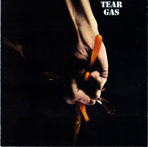 Tear Gas - Tear Gas (1971)(1993)Lossless