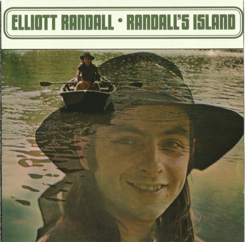 Elliott Randall - Randall's Island (1970) CD-2011 Lossless