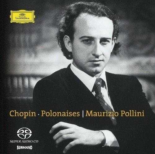 Maurizio Pollini - Chopin: Polonaises (2010) {SACD}