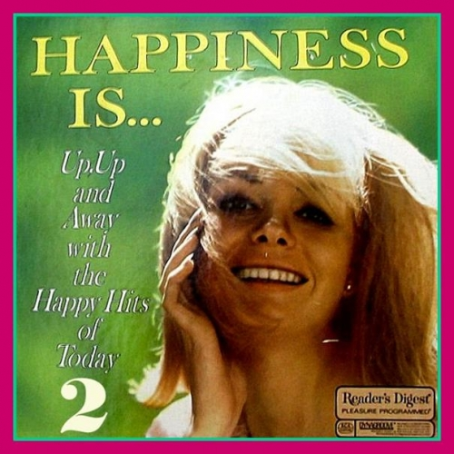 Various Artist - Happiness Is... vol.1-2 (1970)