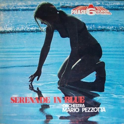 Orchestra Mario Pezzotta - Serenade In Blue (1972)