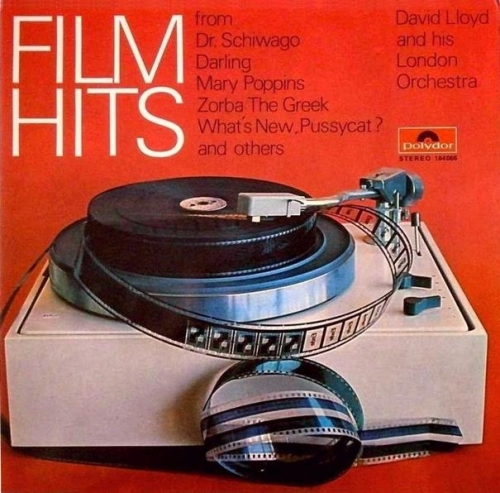 David Lloyd And His London Orchestra - Film Hits (1966)