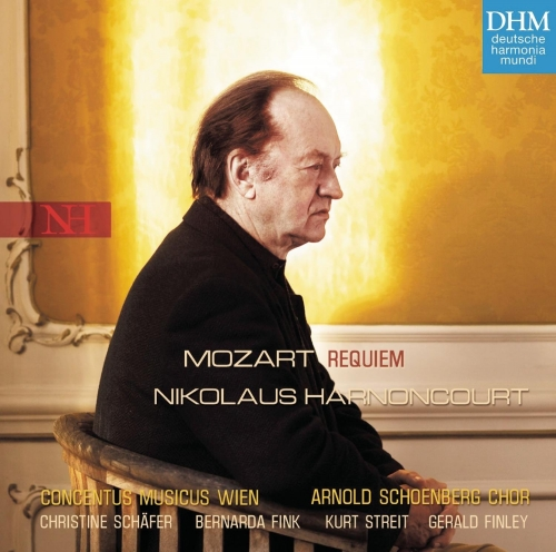 Nikolaus Harnoncourt - Mozart: Requiem in D minor K.626 (2004) {SACD}