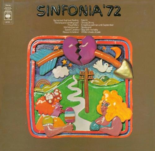 Sinfonia '72 - Sinfonia '72 (1972)
