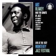 Art Blakey - Live at the 1972 Monterey Jazz Festival (1972)