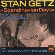 Stan Getz ‎– Scandinavian Days (1991), 320 Kbps