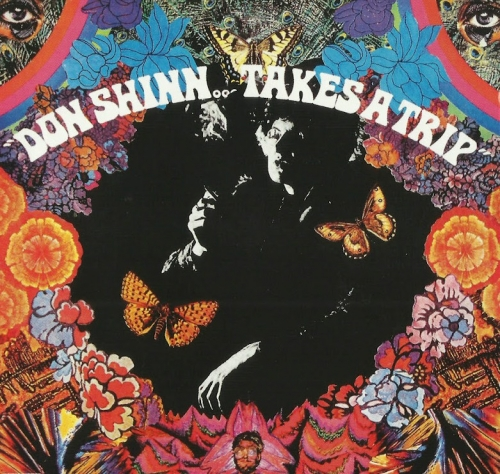 Don Shinn - Takes A Trip (1969) (2010) Lossless