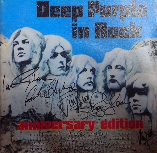 Deep Purple - In Rock  (Anniversary Edition) (1995)