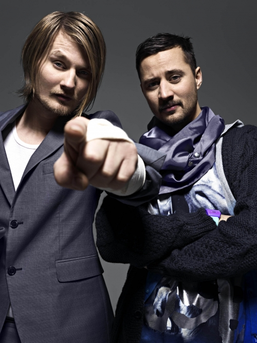Royksopp - Discography (2001-2015) (MP3 & LOSSLESS)