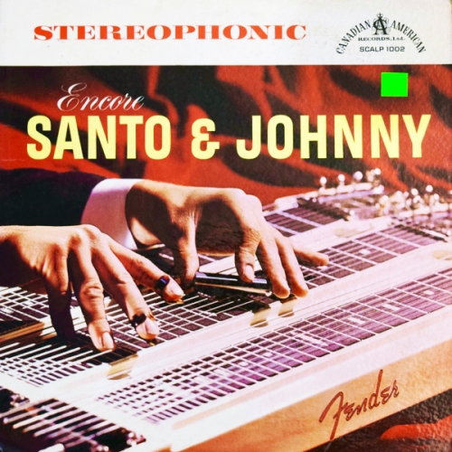 Santo & Johnny - Encore (1960)