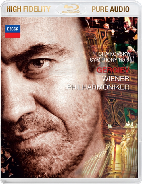 Valery Gergiev - Tchaikovsky: Symphony No. 6 (2014) {Blu-Ray Audio}