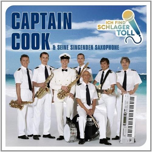 Captain Cook und Seine Singenden Saxophone - Ich find' Schlager toll (2015)