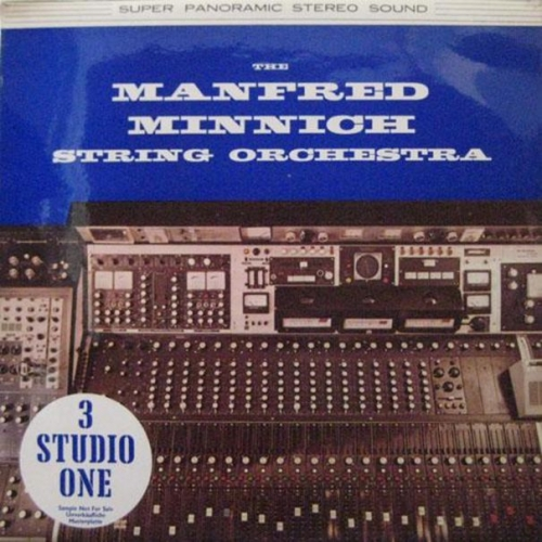 The Manfred Minnich String Orchestra - 3 Studio One (1970)