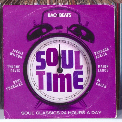 VA - Soul Time [Soul Classics 24 Hours A Day] (2010)