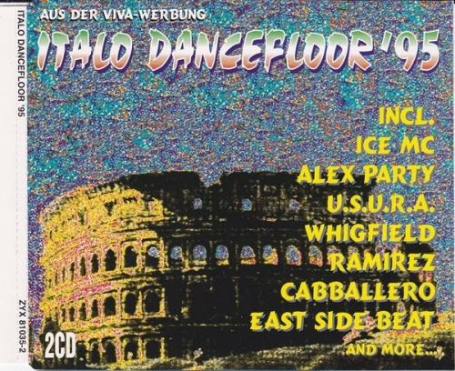 VA - Italo Dancefloor '95 (1995)