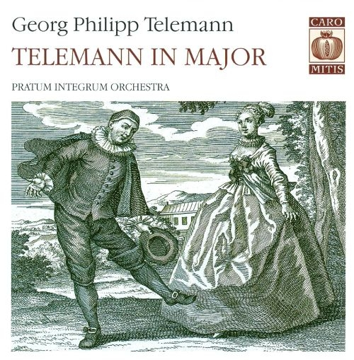 Pratum Integrum Orchestra - Telemann in Major (2005) {SACD}