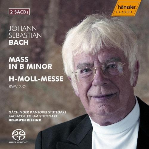 Helmuth Rilling - Bach: Mass in B minor (2005) {SACD}
