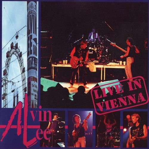 Alvin Lee - Live in Vienna (1996)Lossless