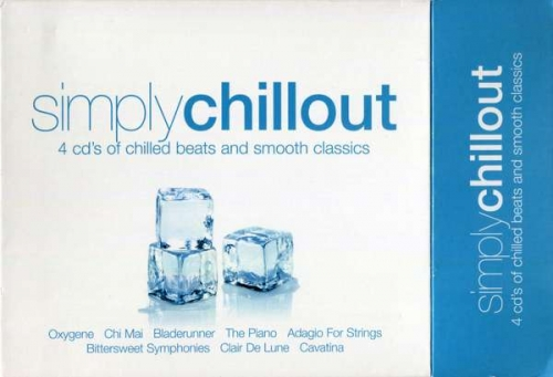 VA - Simply Chill Out, 4CD (2005) FLAC