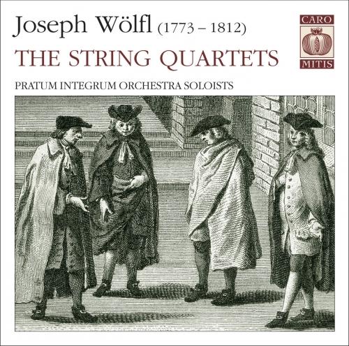 Pratum Integrum Orchestra - Joseph Wölfl: The String Quartets(2008) {SACD}