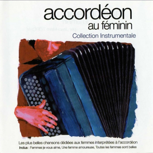 Jean-Marc Torchy - Accordeon Au Feminin Collection Instrumentale (320 kbps + lossless) 2010