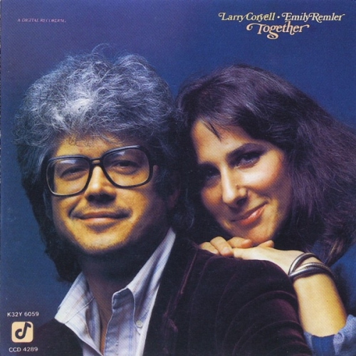 Larry Coryell & Emily Remler - Together (1985) (1990) Lossless