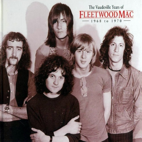 Fleetwood Mac - The Vaudeville Years (1968-70) (1998) Lossless