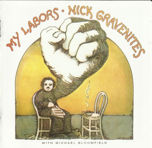 Nick Gravenites - My Labors (1969) 2010 Lossless