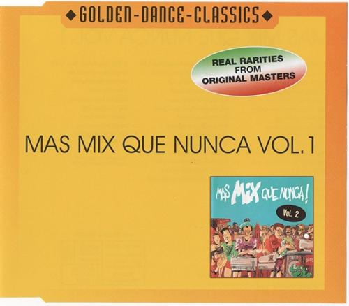 VA - Mas Mix Que Nunca Vol.1,2 (1990/2001)