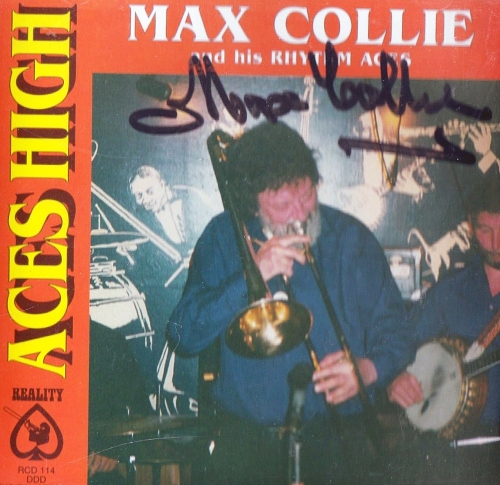 Max Collie & his Rhythm Aces - Aces High (1996)
