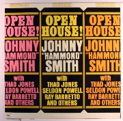 Johnny 'Hammond' Smith - Open House! (2001) 320 Kbps