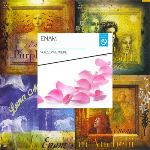 Enam - Сollection (2001-2015)