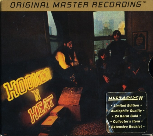 Canned Heat And John Lee Hooker - Hooker 'n' Heat (1971) [1996] 2CD Lossless