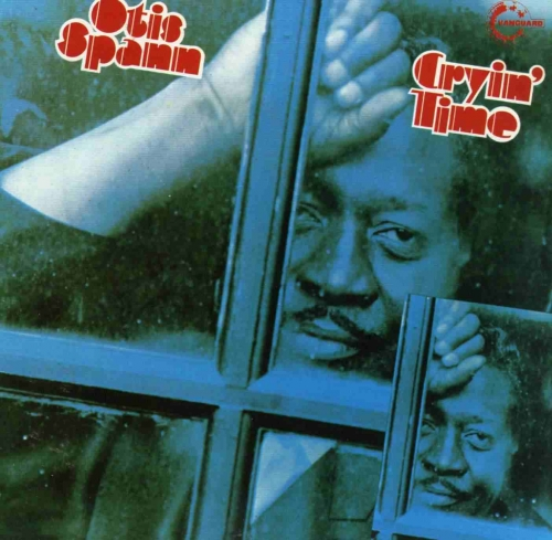 Otis Spann - Cryin' Time (1968) 2005 Lossless