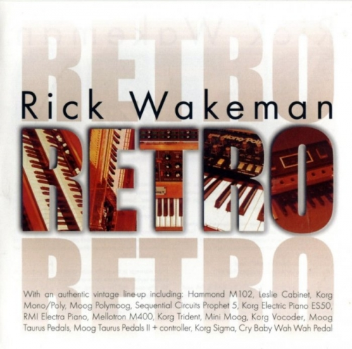 Rick Wakeman - Retro (2006)Lossless