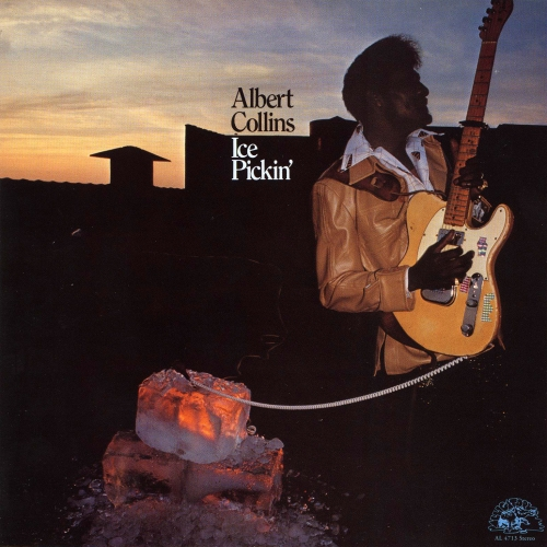 Albert Collins - Ice Pickin' (1978)Lossless