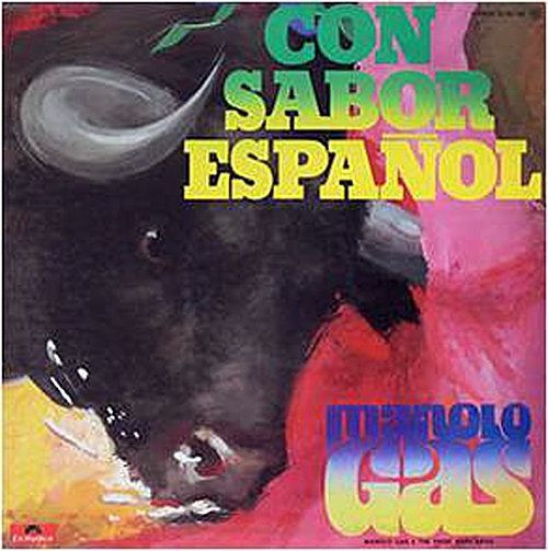 Manolo Gas & The Tinto Band Bang - Con Sabor Espanol (1977)