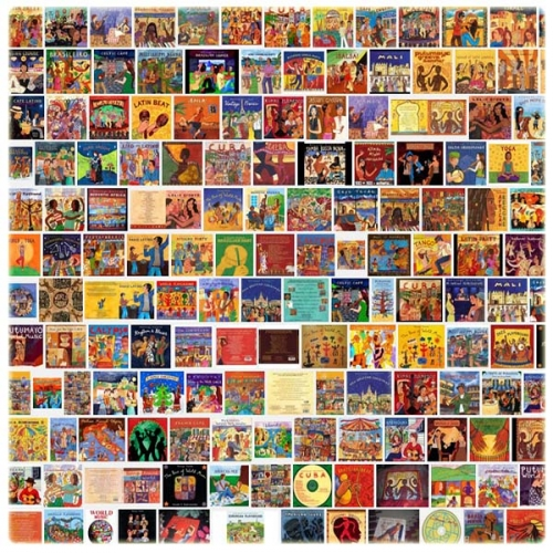 VA - Putumayo World Music: 55 Albums (1995-2014) FLAC