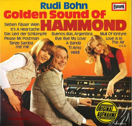 Rudi Bohn - Golden Sound Of Hammond (1978)