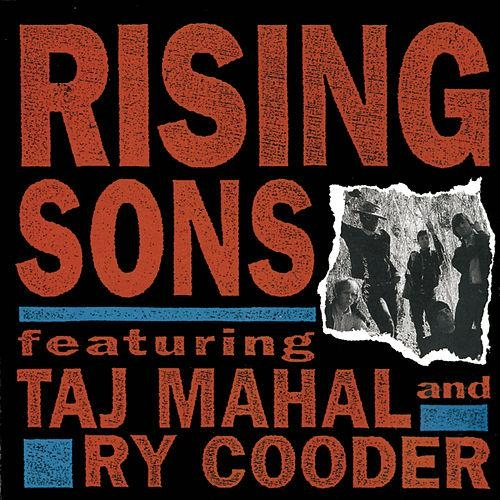 Ry Cooder & Taj Mahal - Rising Sons  (1965-66/1992) Lossless