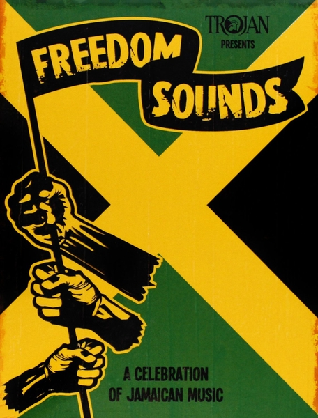 VA - Freedom Sounds (A Celebration Of Jamaican Music) (2012)
